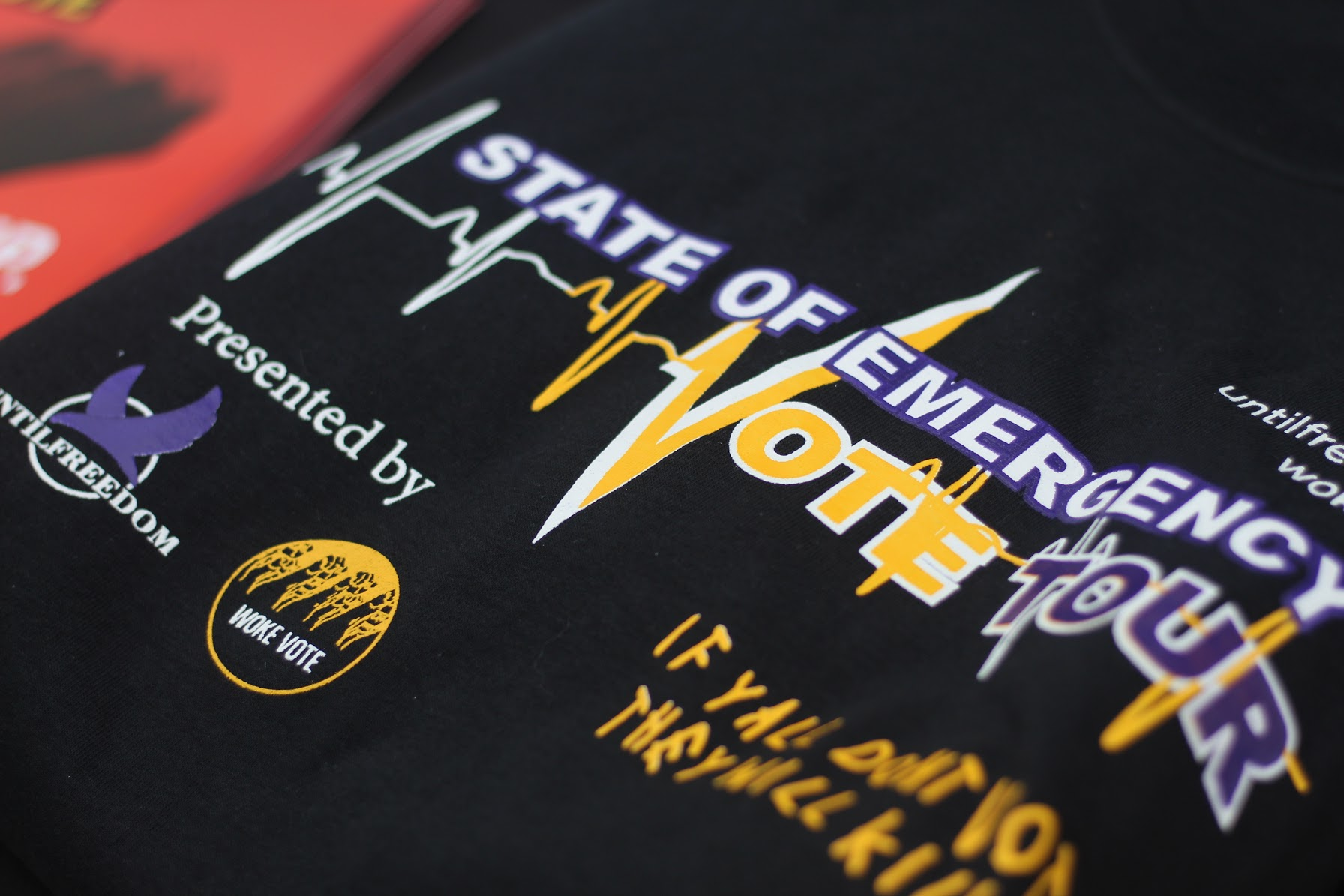 State of Emergency Vote Tour